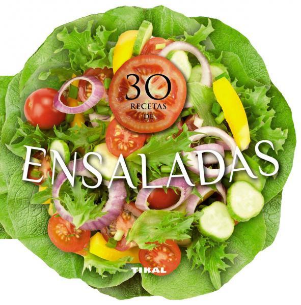 ENSALADAS - 30 RECETAS