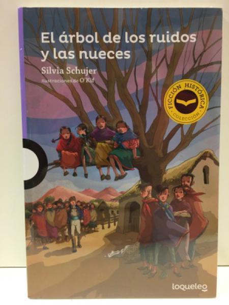 ARBOL DE LOS RUIDOS Y LAS NUECES