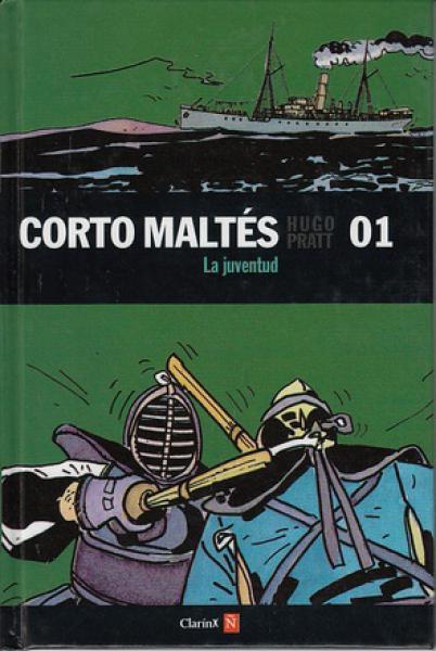 CORTO MALTES 1 - LA JUVENTUD