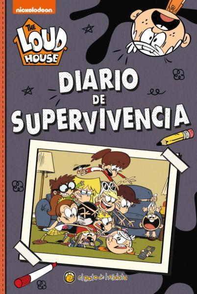 THE LOUD HOUSE DIARIO DE SUPERVIVENCIA
