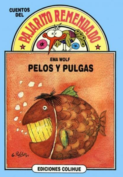 PELOS Y PULGAS