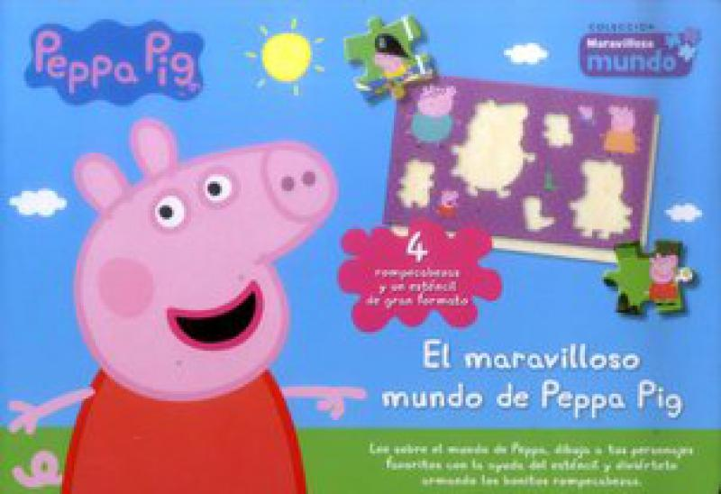 EL MARAVILLOSO MUNDO DE PEPPA PIG