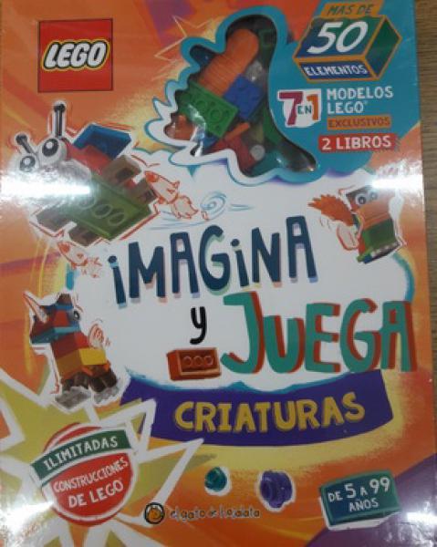 LEGO - CRIATURAS - IMAGINA Y JUEGA