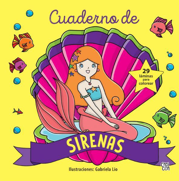 CUADERNO DE SIRENAS