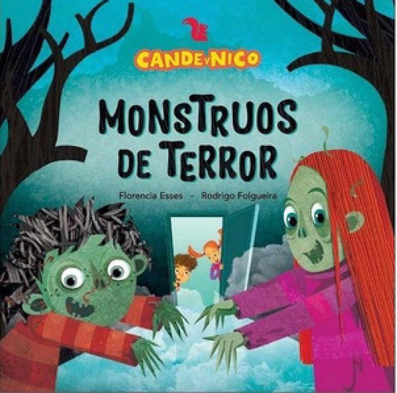 CANDE Y NICO - MOSNTRUOS DE TERROR
