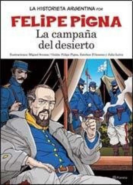 LA CAMPAÑA DEL DESIERTO