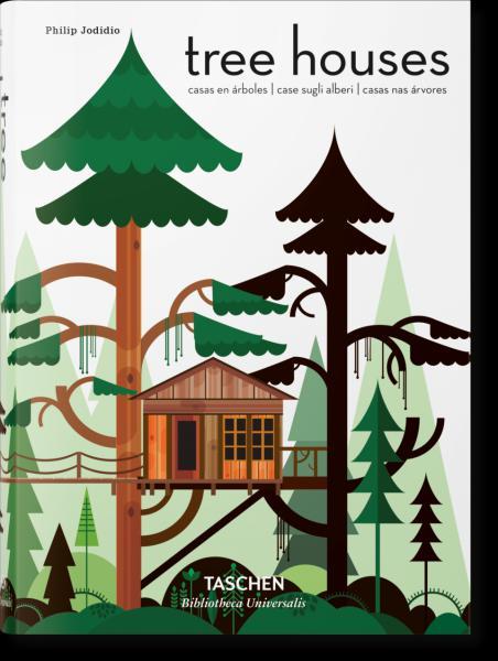 TREE HOUSES - CASAS EN ARBOLES