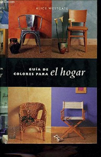 GUIA DE COLORES PARA EL HOGAR