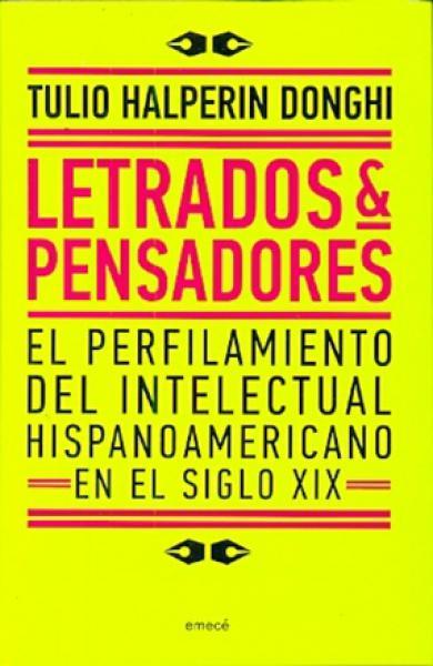 LETRADOS Y PENSADORES