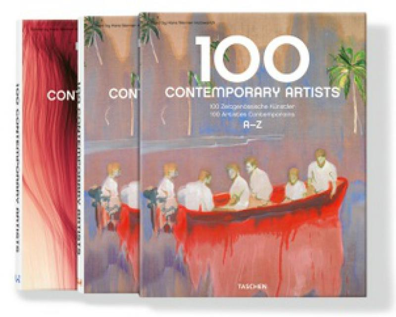 100 CONTEMPORARY ARTIST ( 2 TOMOS )