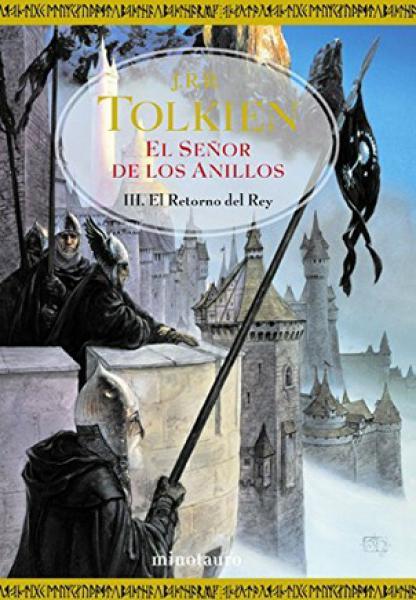 SEÑOR DE LOS ANILLOS 3 ( DE LUJO )