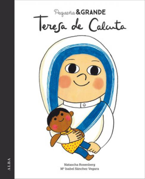 PEQUEÐA & GRANDE TERESA DE CALCUTA