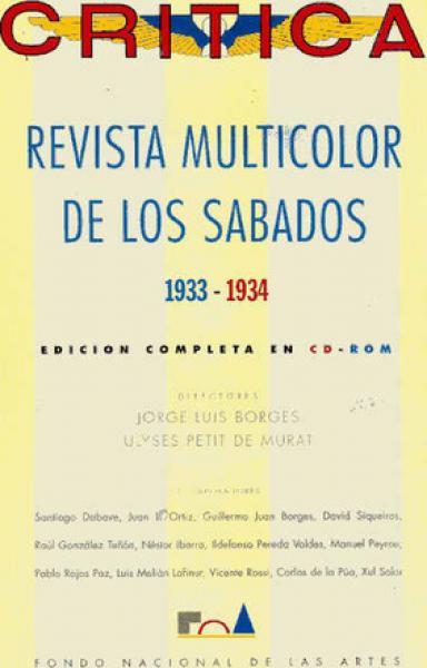 CRITICA 1933-1934