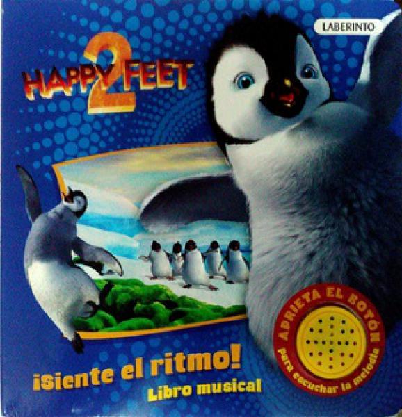 HAPPY FEET 2 ¡SIENTE EL RITMO! CON SONID