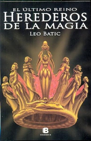 HEREDEROS DE LA MAGIA
