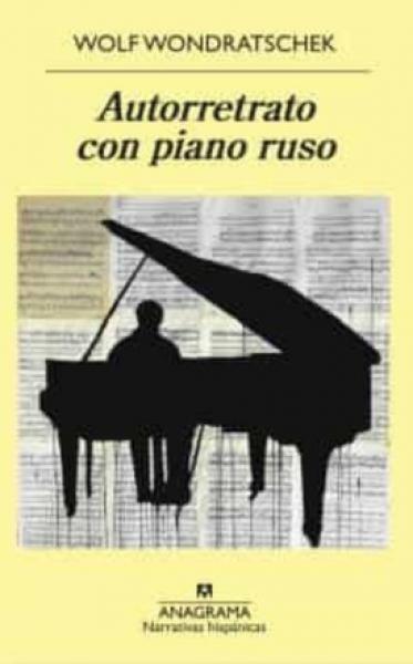 AUTORRETRARO CON PIANO RUSO