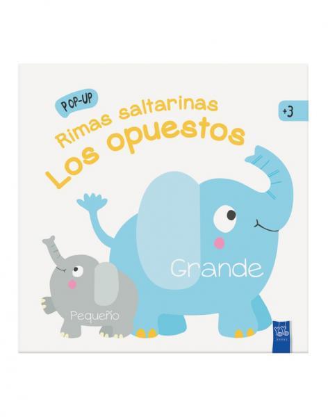 LOS OPUESTOS (POP-UP)
