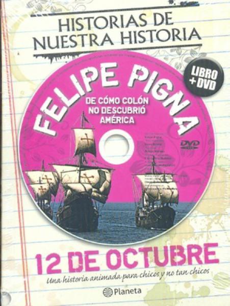 12 DE OCTUBRE (LIBRO + DVD)
