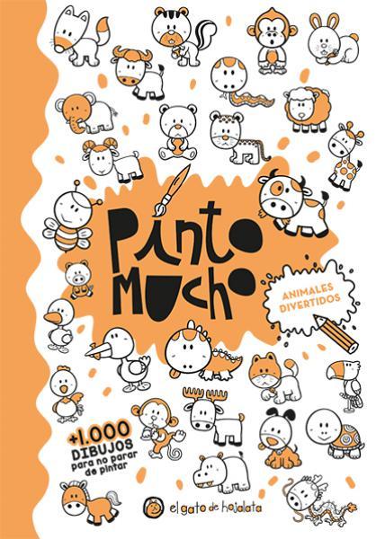 PINTO MUCHO - ANIMALES DIVERTIDOS