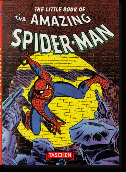 THE LITTLE BOOK OF THE AMAZING SPIDERMAN