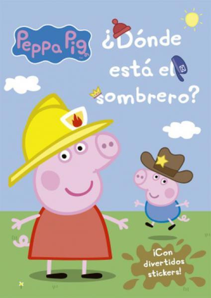 PEPPA PIG - DONDE ESTA EL SOMBRERO?