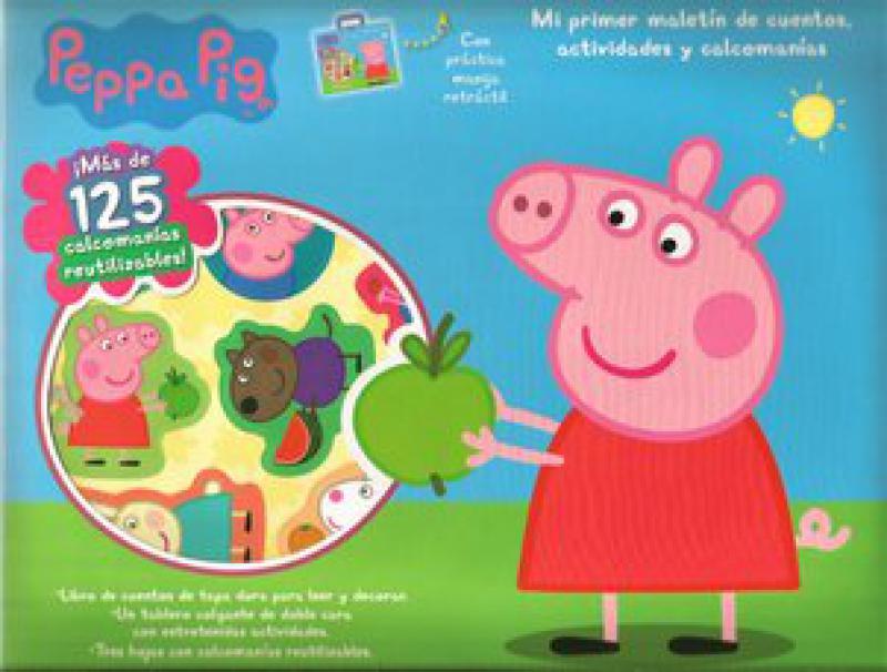 PEPPA PIG MI PRIMER MALETIN DE CUENTOS