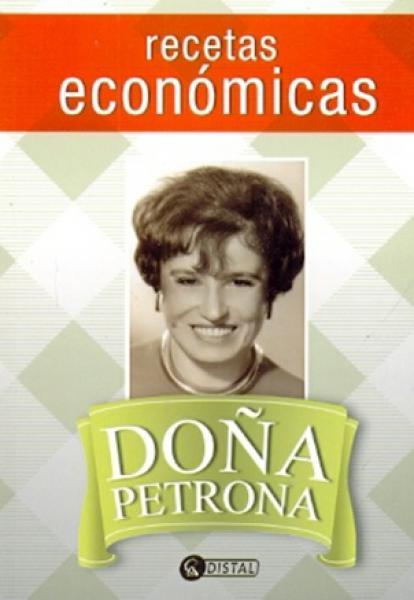 RECETAS ECONOMICAS DE DOÑA PETRONA