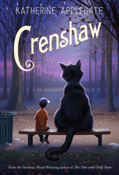 CRENSHAW - MI AMIGO IMAGINARIO