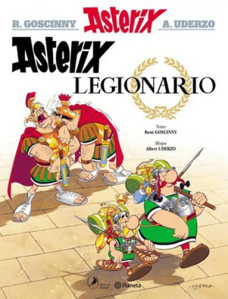 ASTERIX 10 - LEGIONARIO