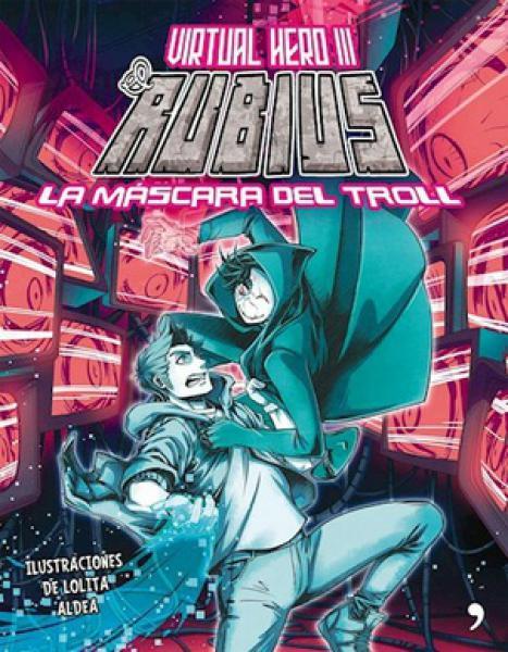 VIRTUAL HERO III - LA MASCARA DEL TROLL