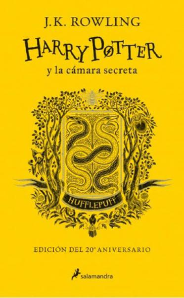 HARRY POTTER 2 - 20º HUFFLEPUFF