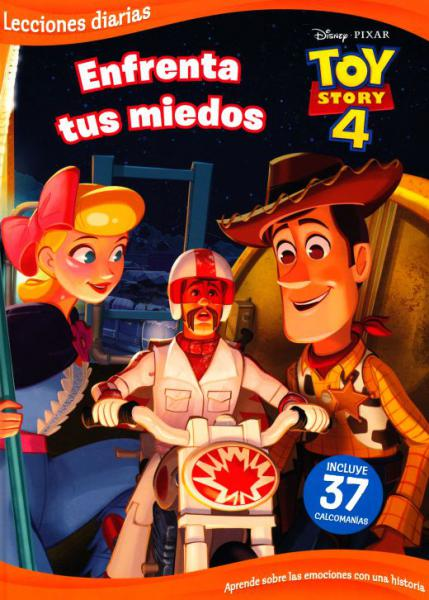 TOY STORY 4 - ENFRENTA TUS MIEDOS