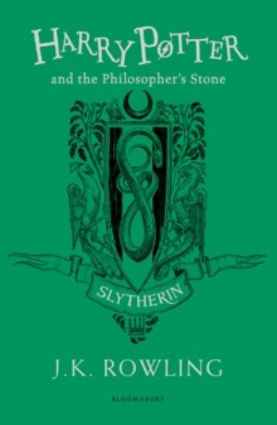 HARRY POTTER 1 - SLYTHERIN - INGLES