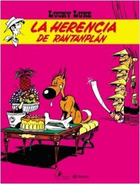 LUCKY LUKE 7 LA HERENCIA DE RANTANPLAN