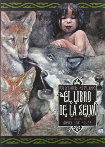 EL LIBRO DE LA SELVA (TAPA DURA)