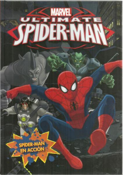 ULTIMATE SPIDER-MAN EN ACCION