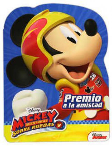 MIKEY - PREMIO A LA AMISTAD