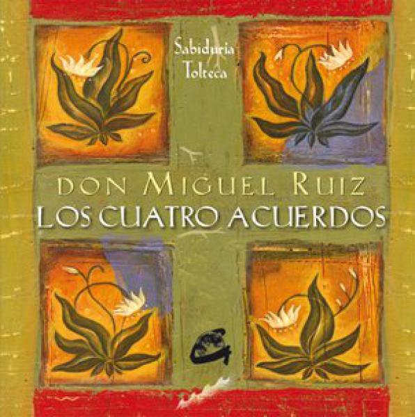 CARTAS - LOS CUATRO ACUERDOS (48 CARTAS)