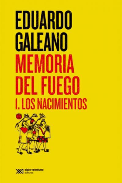 MEMORIA DEL FUEGO 1 ( 2015 )