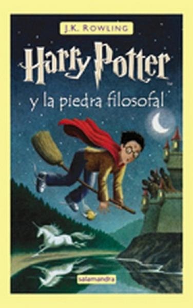 HARRY POTTER 1 - LA PIEDRA FILOSOFAL TD