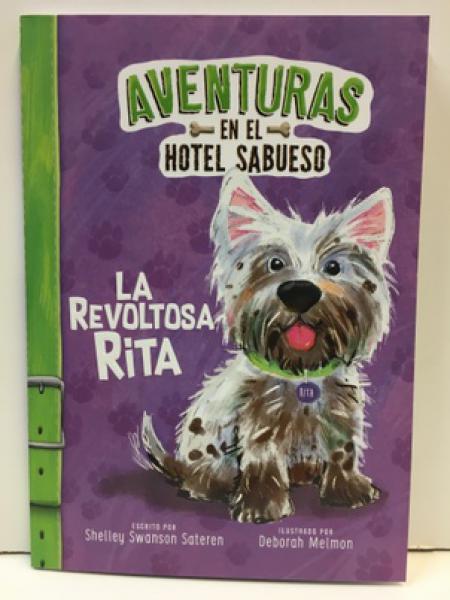 AVENTURAS EN EL HOTEL SABUESO REVOLTOSA