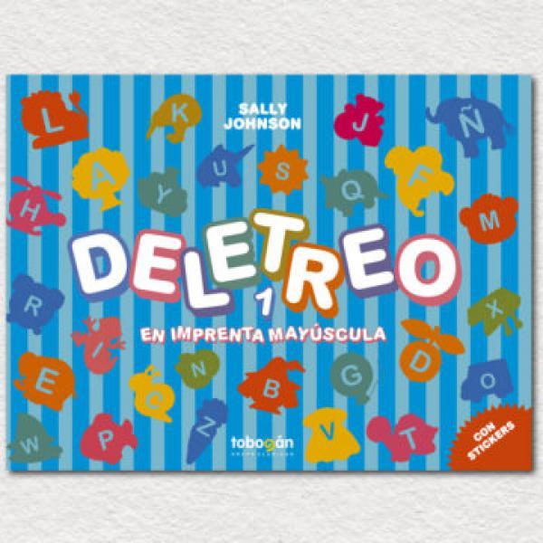 DELETREO 1 - EN IMPRENTA MAYUSCULA