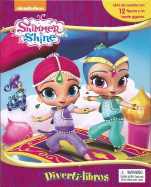 SHIMMER & SHINE - DIVERTI-LIBROS