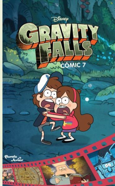 GRAVITY FALLS COMIC 7