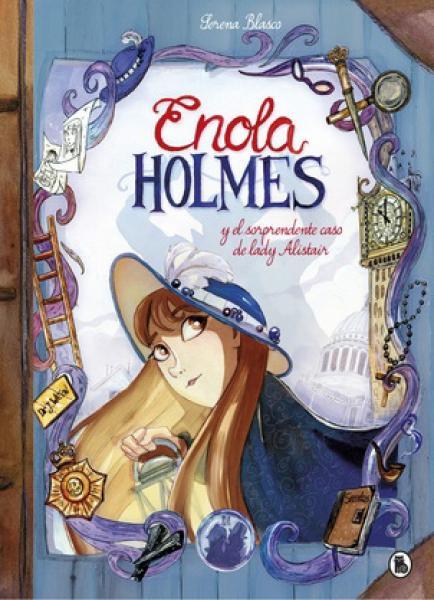 ENOLA HOLMES II