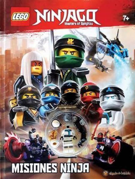 LEGO - NINJAGO MISIONES NINJA