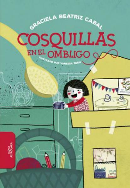 COSQUILLAS EN EL OMBLIGO