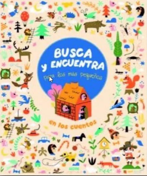 BUSCA Y ENCUENTRA EN LOS CUENTOS