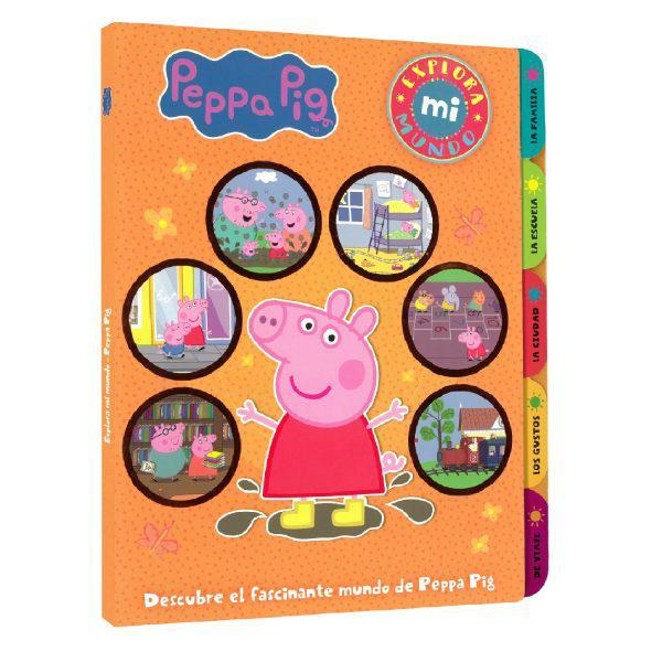 PEPPA PIG - EXPLORA MI MUNDO