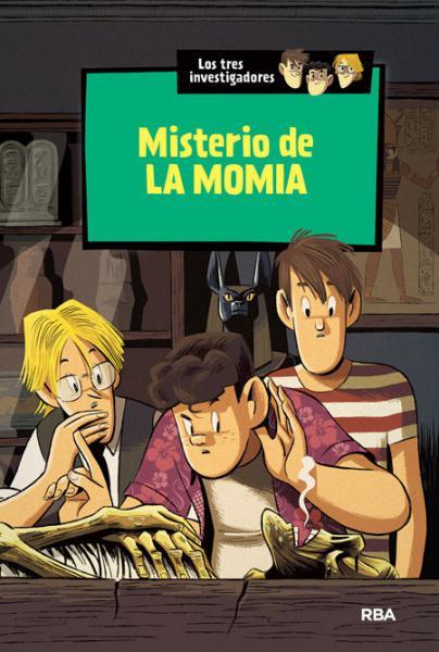 MISTERIO DE LA MOMIA